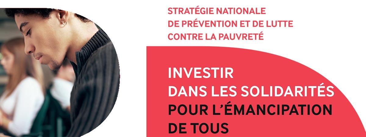 Stratégie nationale de prévention et de lutte contre la pauvreté