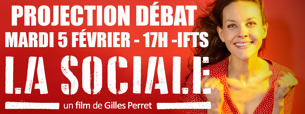 Projection Débat : La sociale